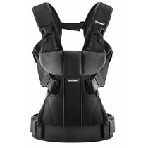 Cangurera Portabebe Babybjorn Baby Carrier One, Black Cotto