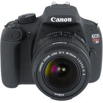 Cámara Reflex Digital Canon Eos Rebel T5 Kit Con 2 Lentes