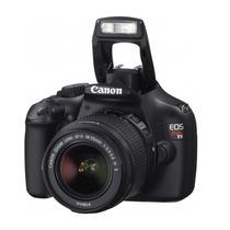 Canon® Rebel Eos T3 Lente 18-55mm Video Hd Réflex 12.2 Mp