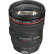 Lente Canon Ef 24-105mm F/4l Is Usm Autofocus