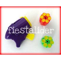 Pistola Lanza Confetti Party Popper Fiestas Eventos Dj Bodas