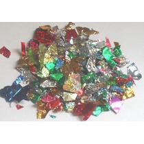 Confeti Metalico Fiesta Bazuca Batucada Globos