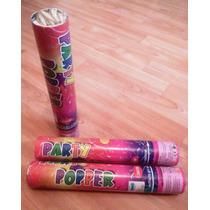 Cañones Lanza Confeti Bazooka Eventos Fiesta