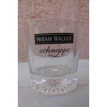 Vaso Shot Whisky Hiram Walker Schnapps U.s.a Bar Cantina