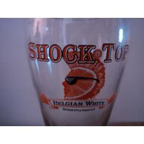 Vaso Cerveza Shock Top Belgian White Ale Souvenir Beer Bar