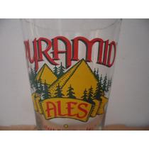 Vaso Cerveceza Pyramid Ales Hart Brewing Inc. Seattle Beer