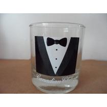 Vaso Canadian Club Whisky Cantina Bar Souvenir Canada