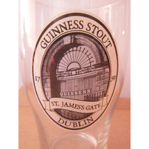 Vaso Cerveza Guinness Beer Stout Irish Irlanda Bar Souvenir