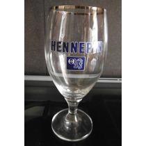 Copa Cerveza Hennepin Beer New York Souvenir Cantina Bar