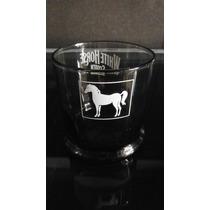 Vaso White Horse Scotch Whisky De Lujo Escocia Bar Cantina