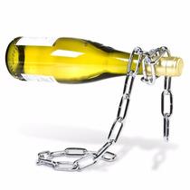 Porta Botellas Y Vinos Forma De Cadena Chained Wine H1141