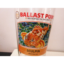Vaso Cerveza Ballast Point Sculpin Indian Pale Ale Beer Bar