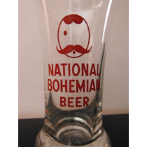 Vaso Cerveza National Bohemian Beer Baltimore Cantina Bar
