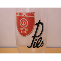 Copa Cerveza Dortmunder Ritter Alemania Souvenir Beer