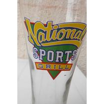 Vaso Cerveza National Sports Grill Beer Bar Restaurante