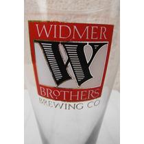 Vaso Cerveza Widmer Brothers Beer Portland Bar Restaurante