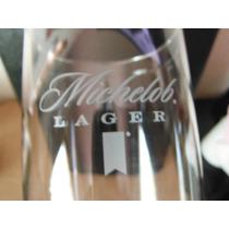 Copa Cerveza Michelob Dry Original Beer Cantina Bar Souvenir