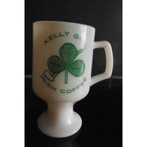 Kelly Girl Irish Coffe Tarro Irlanda Europa Souvenir Cafe