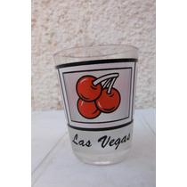 Vaso Shot Tequilero Las Vegas Nevada Slot Machine Cherry Bar