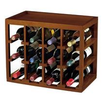 Cubo Pila Rejilla Para 12 Botellas De Vino