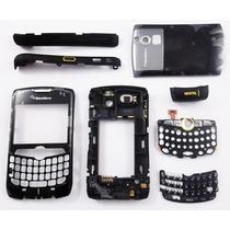 Carcasa Para Blackberry Nextel 8350 Negro Blanco Nuevo Op4
