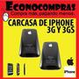 Carcasa Para Iphone 3g Y 3gs Blanc Y Negro 100% Nuevo!!!!!!!