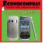 Carcasa Completa 100%original Nokia C7-00plata, Cafe Y Negro