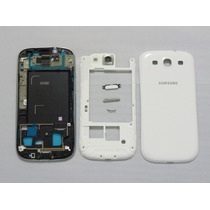 Carcasa Caratula Samsung Galaxy S3 I9300 Completa Calidad