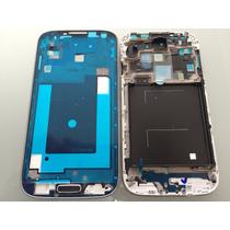 Chasis Marco Frontal Galaxy S4 I337 + Home + Kit Instalacion