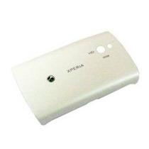 Tapa Original Y Nueva Del Sony Ericsson St 15 Color Blanca