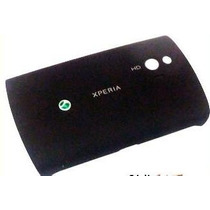 Tapa Negra Del Sony Ericsson St 15 Xperia