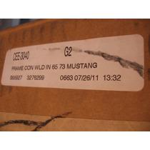Mustang 65-73 Subframe Connectors, Evita La Flexion