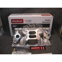 Edelbrock Air Gap Rpm Para Chevrolet Con Cabezas Vortec