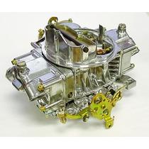 Carburador Holley Pulido,750 Cfm De 4 Gargantas,doble Bomba
