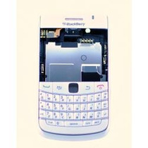 Carcasa Caratula Blackberry Bold 9700 9780 Blanca Vikingotek