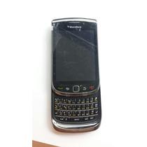 Carcasa Blackberry 9800 Completa Con Flex Touch Y Pantalla