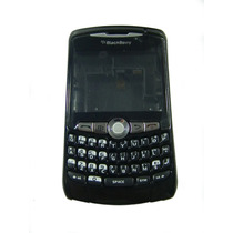 Carcasa Housin Blackberry 8320 8310 Negra C/ Trackball