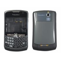 3 X Carcazas Blackberry 8330 8320 8300 Curve Original Caratu