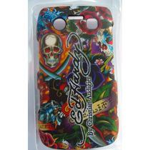 Caratula Ed Hardy Original Blackberry 9700 Bold