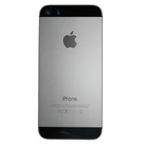 Carcasa Tapa Iphone 5s Negra Original C / Botones