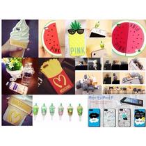 Funda Victoria Secret Moschino Iphone Samsung Lg Mayoreo