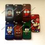 Case Funda Para Iphone 4, 5, 5c Superhéroes Y Mario Bros.