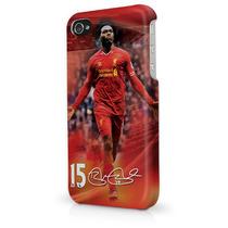 Caso De Iphone - Liverpool 5 5s Dura Del Teléfono - Sturrid