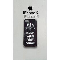 Protector/ Carcasa/ Case Iphone 5/5s Star Wars Darth Vader