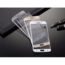 Mica Cristal Templado Galaxy S6 Edge Curvo Pantalla Completa