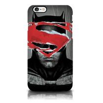 Protector Batman Vs Superman Mascara De Latex Iphone 6 Plus