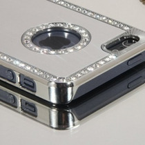Funda Iphone 5 O 5s. C/cristales Swarovski Elements Nuevo