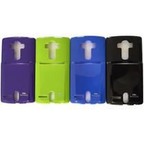 Funda Lg G4, Jelly Case, Carcasa Lg G4, Silicon, Tpu Roar