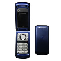Carcasa Nextel I410 Azul Completa Original Nueva Garantizada