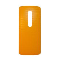 Motorola Tapa Trasera Moto X Play Naranja
